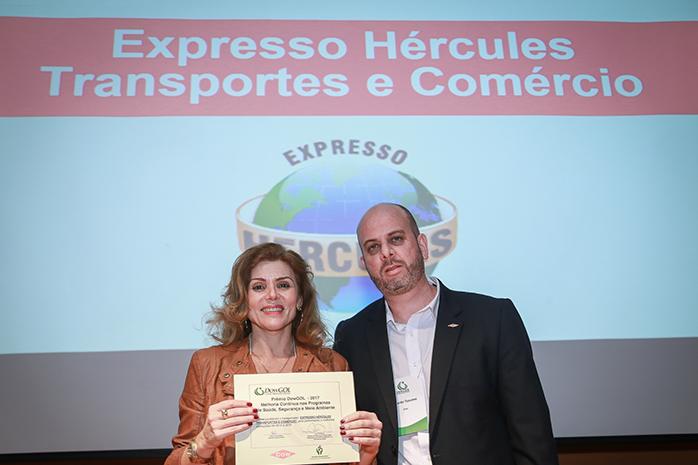 Expresso Hercules Premiação DowGol